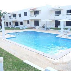 Отель Belmonte Apartments Португалия, Албуфейра - отзывы, цены и фото номеров - забронировать отель Belmonte Apartments онлайн бассейн