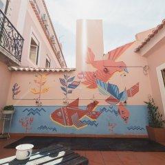 Отель Hub New Lisbon Hostel Португалия, Лиссабон - 1 отзыв об отеле, цены и фото номеров - забронировать отель Hub New Lisbon Hostel онлайн фото 6