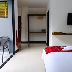 Отель The Umbrella House комната для гостей фото 4