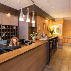 Отель City-Hotel Ansbach am Kurfürstendamm Германия, Берлин - 1 отзыв об отеле, цены и фото номеров - забронировать отель City-Hotel Ansbach am Kurfürstendamm онлайн интерьер отеля фото 2