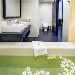 Отель Champa Island Nha Trang Resort Hotel & Spa Вьетнам, Нячанг - 1 отзыв об отеле, цены и фото номеров - забронировать отель Champa Island Nha Trang Resort Hotel & Spa онлайн ванная