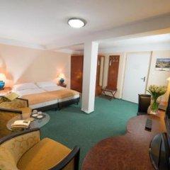Lázeňský Hotel Belvedere *** Франтишкови-Лазне фото 14