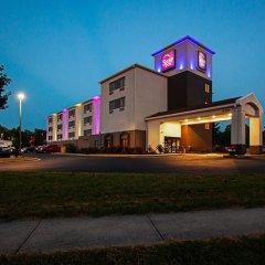 Отель Sleep Inn Frederick вид на фасад фото 2