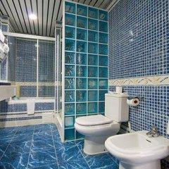 Отель Alif Campo Pequeno Лиссабон ванная