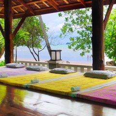 Отель Golden Beach Resort спа фото 2