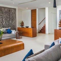 Отель Villa Padma интерьер отеля фото 3