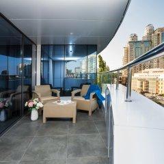 Отель Atlantic Garden Resort Одесса балкон