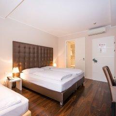 Отель Clima Cityhotel Vienna Австрия, Вена - 2 отзыва об отеле, цены и фото номеров - забронировать отель Clima Cityhotel Vienna онлайн комната для гостей фото 3