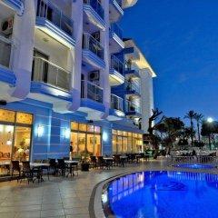 Sultan Sipahi Resort Hotel бассейн фото 3