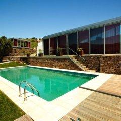 Отель Casa Da Quinta De Vale D' Arados Португалия, Байао - отзывы, цены и фото номеров - забронировать отель Casa Da Quinta De Vale D' Arados онлайн бассейн