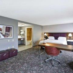 Отель Hampton Inn & Suites Columbus-Easton Area США, Колумбус - отзывы, цены и фото номеров - забронировать отель Hampton Inn & Suites Columbus-Easton Area онлайн фото 6