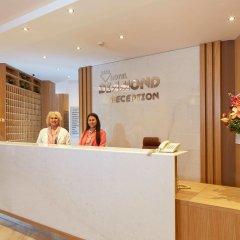Отель Menada Diamond Bay Солнечный берег интерьер отеля
