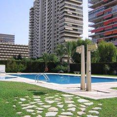 Отель Apartamentos Concorde бассейн