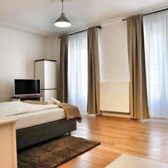 Отель Top Spot Residence 4 Бельгия, Брюссель - отзывы, цены и фото номеров - забронировать отель Top Spot Residence 4 онлайн комната для гостей фото 3