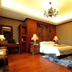 Minghao International Hotel Yongchuan - Chingqing комната для гостей фото 4