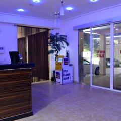 De Santos Hotel интерьер отеля фото 2