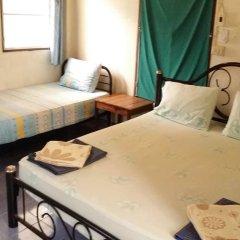 Отель Happy Bungalow комната для гостей