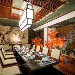 Отель Royal Lotus Hotel Ha long Вьетнам, Халонг - отзывы, цены и фото номеров - забронировать отель Royal Lotus Hotel Ha long онлайн питание фото 2