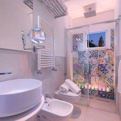 Отель Amalfi Hotel Италия, Амальфи - 1 отзыв об отеле, цены и фото номеров - забронировать отель Amalfi Hotel онлайн ванная