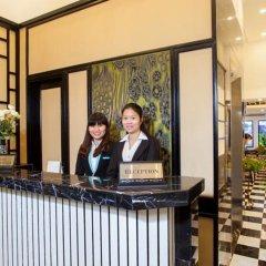 Отель Serenity Diamond Ханой интерьер отеля фото 3