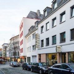 Отель Bürgerhofhotel фото 3