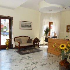 Отель Astoria Pompei Италия, Помпеи - отзывы, цены и фото номеров - забронировать отель Astoria Pompei онлайн интерьер отеля