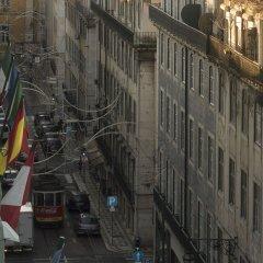 Апартаменты Lisbon Serviced Apartments Baixa Castelo спа