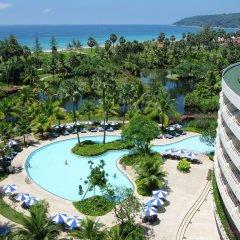 Отель Hilton Phuket Arcadia Resort and Spa Пхукет балкон