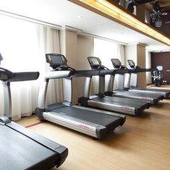 Отель Sheraton North City Сиань фитнесс-зал фото 4