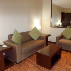 Отель Park Inn by Radisson, Lagos Victoria Island комната для гостей фото 12