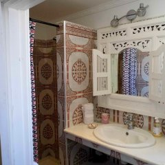 Отель Riad Marlinea ванная фото 2