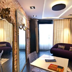 Апартаменты Studio Paris Apartment - Jobs Париж комната для гостей фото 5