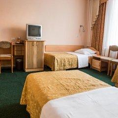 Гостиница Городки Стандартный номер с двуспальной кроватью фото 5