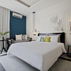 Отель Maison Vy Hotel Вьетнам, Хойан - отзывы, цены и фото номеров - забронировать отель Maison Vy Hotel онлайн комната для гостей фото 4