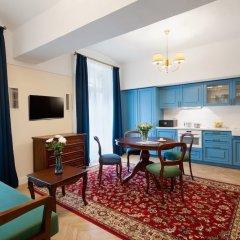 Апартаменты Manesova No.5 Apartments комната для гостей фото 3