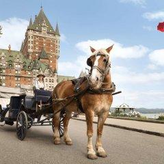 Отель Fairmont Le Chateau Frontenac Канада, Квебек - отзывы, цены и фото номеров - забронировать отель Fairmont Le Chateau Frontenac онлайн с домашними животными