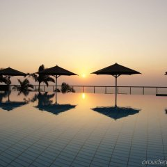 Sankara Hotel & Spa Yakushima Якусима бассейн