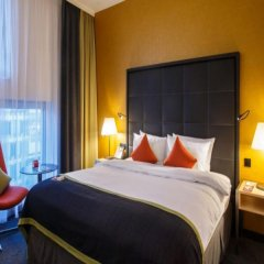 Гостиница Crowne Plaza Санкт-Петербург Аэропорт 4* Стандартный номер двуспальная кровать фото 15
