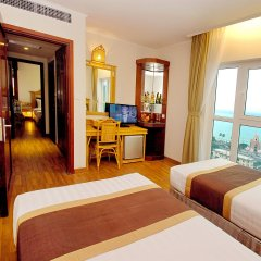 Green World Hotel Nha Trang Нячанг комната для гостей фото 5