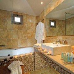 Отель Royal Heights Resort Villas & Spa Греция, Малия - отзывы, цены и фото номеров - забронировать отель Royal Heights Resort Villas & Spa онлайн ванная фото 2