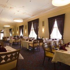 Отель Grandhotel Ambassador - Narodni Dum Карловы Вары питание фото 3