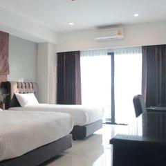 Отель Golden Foyer Suvarnabhumi Airport Hotel Таиланд, Бангкок - отзывы, цены и фото номеров - забронировать отель Golden Foyer Suvarnabhumi Airport Hotel онлайн комната для гостей фото 2