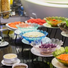 Отель Blue Boat Design Hotel Таиланд, Паттайя - отзывы, цены и фото номеров - забронировать отель Blue Boat Design Hotel онлайн питание