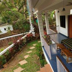 Rootsvilla Hostel Goa Гоа