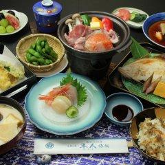 Отель Hayato Ryokan Цуруока питание фото 2