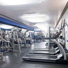 Отель SCOTSMAN Эдинбург фитнесс-зал