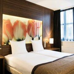 Eden Hotel Amsterdam 3* Номер Basic с различными типами кроватей фото 13