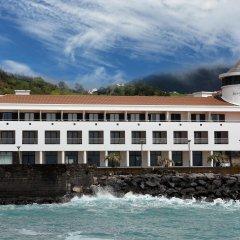 Hotel do Mar пляж