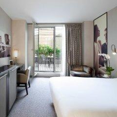 Отель Gansevoort Meatpacking США, Нью-Йорк - отзывы, цены и фото номеров - забронировать отель Gansevoort Meatpacking онлайн удобства в номере