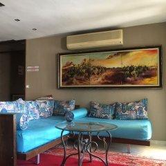 Отель Ghazi Appartement Марокко, Фес - отзывы, цены и фото номеров - забронировать отель Ghazi Appartement онлайн интерьер отеля